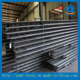 Revestimientos de la armadura de la barra de acero compuesto de planchas de acero para la construcción de planta