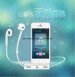 De StereoHoofdtelefoon Bluetooth met meerdere balies, kan met Twee Mobiele Telefoons verbinden