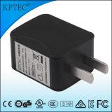 CCCおよびCQCの証明書5V 1Aを持つKptec AC/DC USBの充電器