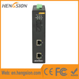 2 Tx 1 interruptor industrial da rede Ethernet da porta do gigabit de Fx