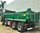 Sinotruck HOWO Dongfeng Beiben JAC Shacman utilisé Dumper camion à benne basculante