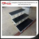 Горячая продажа алюминиевого сплава этапе 0.3-1м высота ступени типа