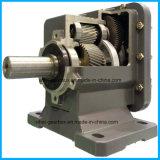 Coaxial con la caja de engranajes helicoidal de 3 fases del motor