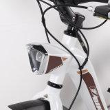 Modischer Entwurfs-elektrisches Fahrrad mit Stadt-Art