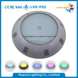 La CE aprobó RoHS submarina IP68 de la luz de la piscina LED