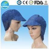 使い捨て可能なBouffant帽子、Nonwoven SBPPのSMSのBouffant帽子