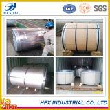 Bobina de aço galvanizada Prepainted PPGI de Ral 6005 para a construção