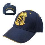 새로운 해군에 의하여 수를 놓는 모자 (JRE084)
