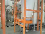 Cadena de producción de la capa del polvo para el elevador