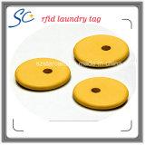 22mm RFID Wäscherei-Marke für den Kleidungs-Gleichlauf