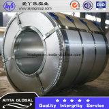 Il TUFFO caldo ha galvanizzato la lamiera di acciaio del metallo delle bobine/bobina