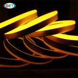 Luz de néon flexível do diodo emissor de luz com luz de néon dobro da câmara de ar do cabo flexível do diodo emissor de luz da luz de tira do revestimento do PVC