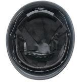 Impresión de onda de la policía de seguridad de protección de casco de servicio