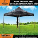 折るテントを広告するアルミ合金
