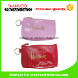 Zak van de Leverancier van China de Glanzende Rode Kosmetische voor Dame Handbag
