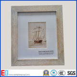 Blocco per grafici di legno della foto/cornice di legno