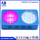 La pianta del LED coltiva 80W chiaro coltiva la lampada per la pianta d'appartamento