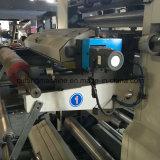 Machine d'impression en plastique de Flexo de roulis de film de PE de couleurs de la vitesse 4 de Wenzhou