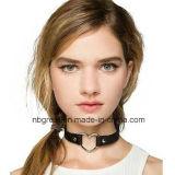 Новое цветастое кожаный ожерелье чокеровщика сердца Bdsm