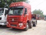 Sinotruk 371HP Euro2 6X2 HOWOのトラクターのトラック