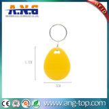 125kHz RFID Amarelo Smart telecomandos para controle de acesso