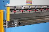 Máquina de dobra hidráulica elétrica da folha de metal do freio da imprensa do CNC de Wd67K