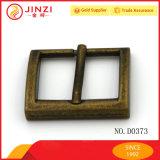 Sac et accessoires du vêtement de Die Casting & pédoncules de ceinture de laiton en alliage de zinc