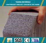 Bloques aireados concretos esterilizados aireados para las paredes externas