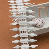 Новое изготовление шнурка ворота шеи хлопка Chantilly типа