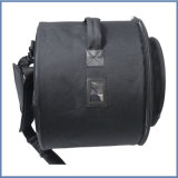 600d Oxford Black Drum Bag