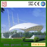 La structure des membranes de traction salle de sport haut de l'auvent