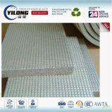 Hoja de aluminio XPE aislamiento de espuma de tejado Revestimiento