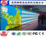 Pantalla de visualización de interior de LED P6 que hace publicidad de precio de fábrica