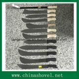 Machete del acero de alto carbón de Mchete para la hierba de la caña de azúcar que atornilla