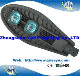 Indicatore luminoso di via della PANNOCCHIA LED di vendita 150W di Yaye 18 illuminazione stradale/caldi della PANNOCCHIA 150W LED con 3 anni di garanzia