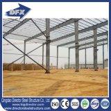 지붕 태양 전지판을%s 가진 작업장 그림을%s 가벼운 공간 프레임 얇은 벽 강철 구조물