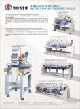 Schutzkappen-Stickerei-Maschinen-Chinese-Fertigung des Computer-2 Kopf computergesteuerte