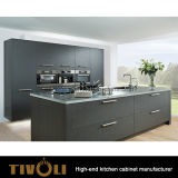 새로운 부엌 디자인 주문품 내각 Tivo-0194V