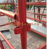 足場板の永続的な管の溶接機