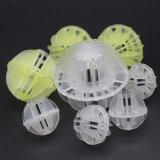Embalagem aleatória de plástico para esferas ocas Polyhedral dessorção do Separador de Água