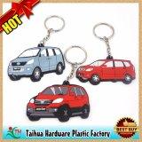 Form Belüftung-Schlüsselketten (TH-PVC9174)