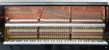 Schumann (ER8)の黒120のアップライトピアノの楽器