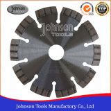 "5 "" Reinforced Concrete Cutting Blade with almost Cutting turbo segment"