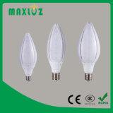 Iluminação quente do milho do diodo emissor de luz da venda do fornecedor de China com aparência agradável