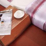 Кровать кожи красного цвета для пользы спальни (FB8141)