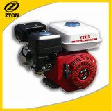 5.5HP (168F) motor de gasolina pequeño de 4 tiempos