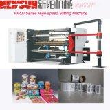 Fhqj Film PVC refendage à grande vitesse de la série des machines