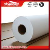 Absorção elevada seca nova da geração 90GSM 36inch (914mm) rapidamente do papel de transferência do Sublimation da tinta para a impressão de matéria têxtil de Digitas