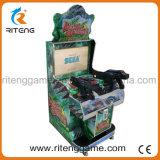 Máquina de jogo interna da arcada do tiro do Kiddie do equipamento do campo de jogos