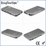 金属の灰色カラー携帯用スマートなプロジェクター(XH-MSP-001)